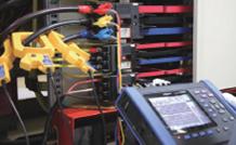Thiết bị ghi công suất và phân tích chất lượng điện năng