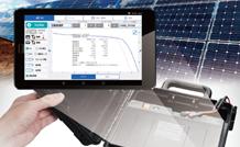 Thiết bị đo hệ thống điện mặt trời
