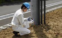 Thiết bị đo điện trở đất