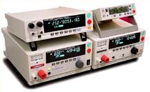Thiết bị đo an toàn điện/ Thiết bị đo điện trở cách điện, dòng rò, Hipot