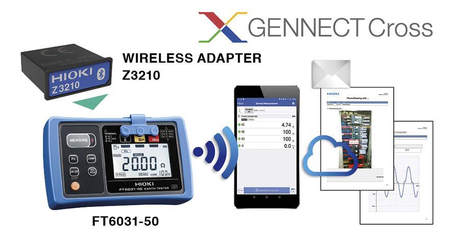 ft6031-50 wireless